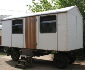 Bauwagen