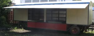Tiefbettwagen